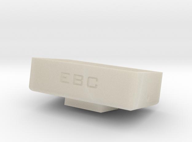 EBC main 3d printed