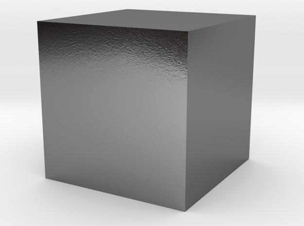1 cc / 1 cm3 (no markup) 3d printed