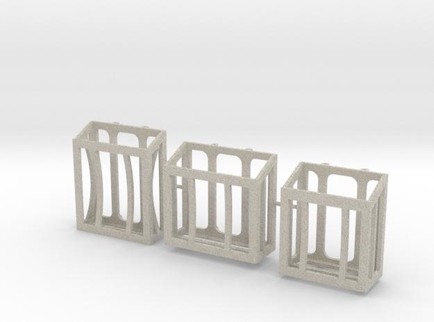 support lipo frame kit v1 3d printed