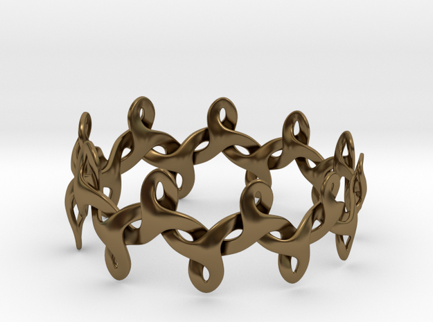 Bracelet IV Medium 3d printed