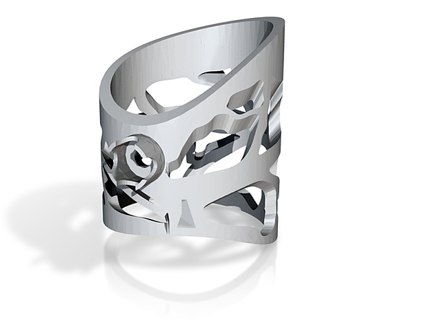 lynne ring 3d printed