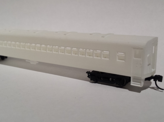 CPR/AMT 800 Series Commuter Coach N Scale in Smoothest Fine Detail Plastic
