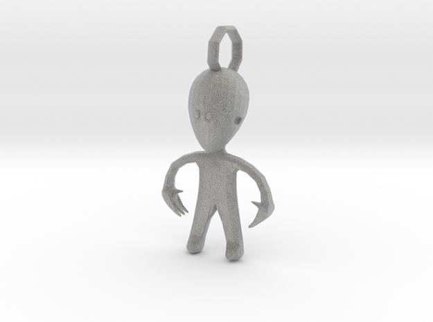 Alien 3d printed