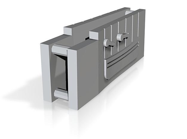 Aston-Martin doorpannels 3d printed