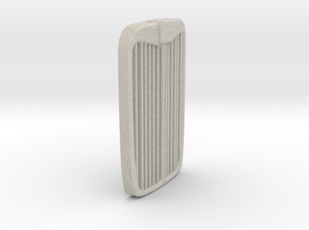 MG-TD grille 3d printed