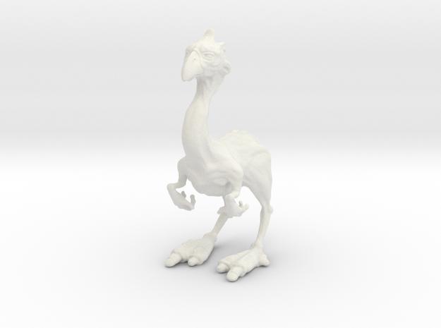 Choco Bird 3d printed