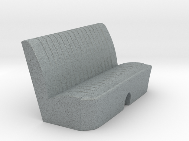 MG-TD rearseat 3d printed