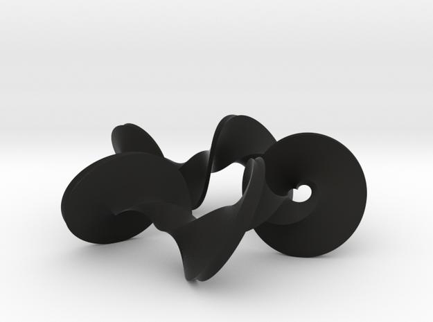 Spiral Star 3d printed