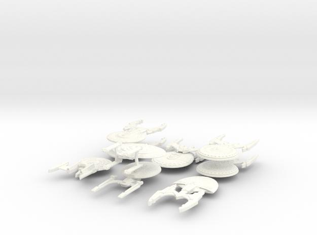 KWestPack in White Processed Versatile Plastic