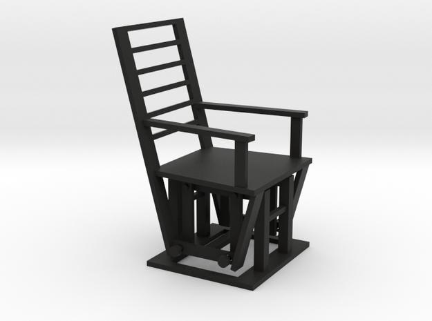 Gliding Chair 3d printed
