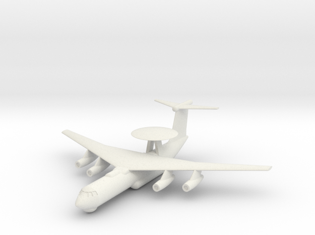 1/700 A-50 Mainstay in White Natural Versatile Plastic