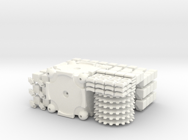 Bram's Fortress 3d printed