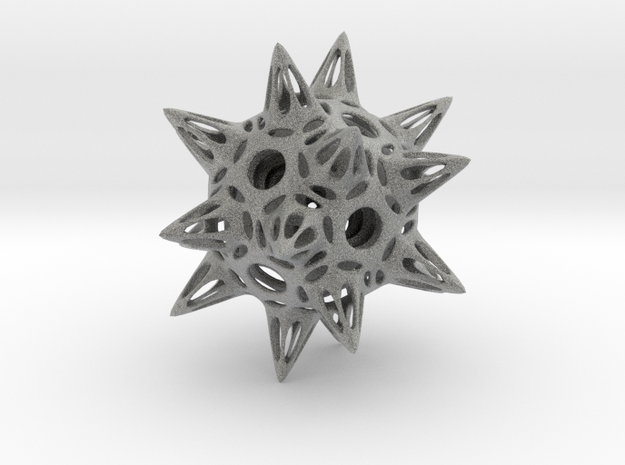 Starball 3d printed Description