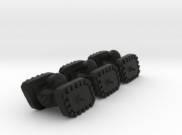 3 Tank x3 3d printed