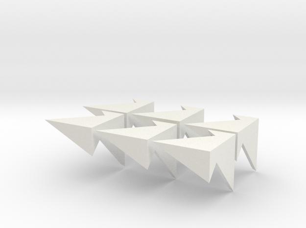KubusMix in White Strong & Flexible