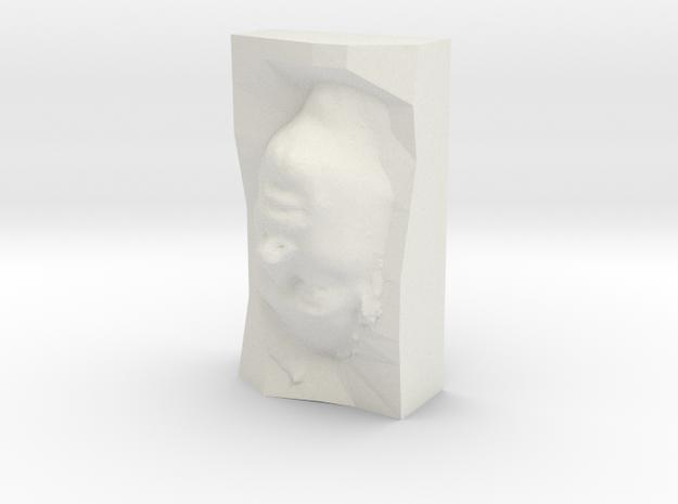 Thom Yorke STL 3d printed