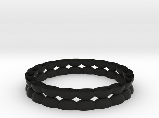 Bracelet 1 stl via netfabb 3d printed