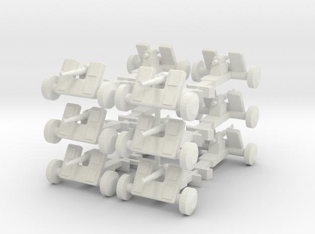 8 Field Artillery x12