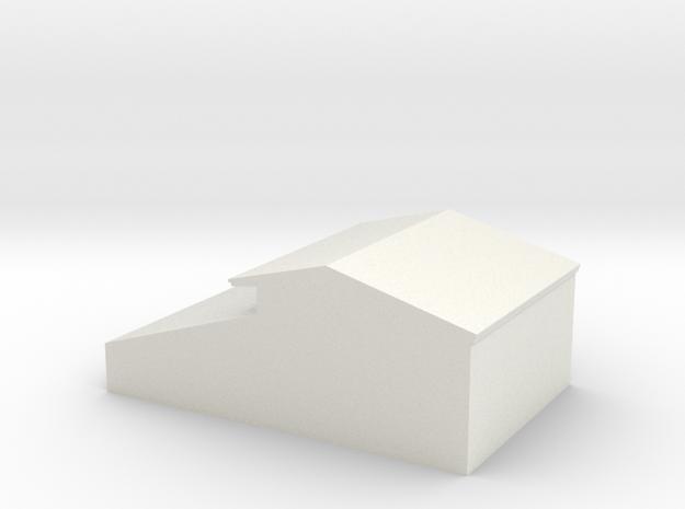 70% in White Natural Versatile Plastic