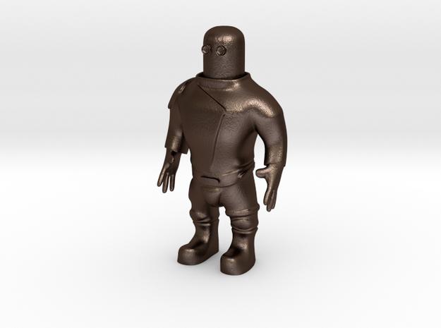 Spaceman (28mm) 3d printed