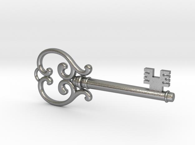 Custom Key Style A 3d printed