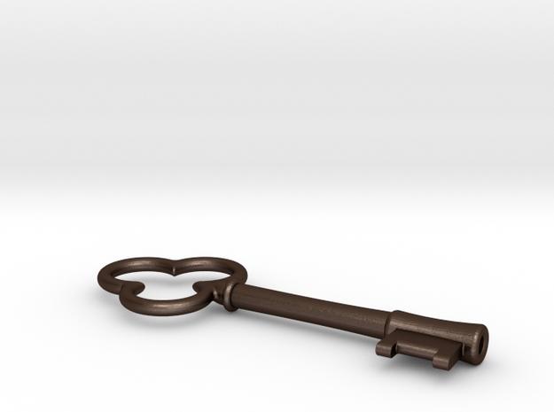 Custom Key Style D 3d printed