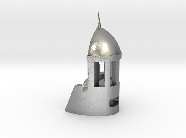 Flicka 2.1 light house in Natural Silver