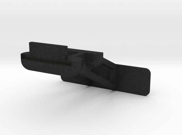 wing mount 3d printed