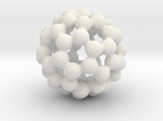C60 - Buckyball - L 3d printed
