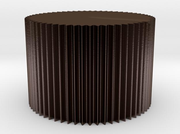 Drehknopf, rotary knob 3d printed