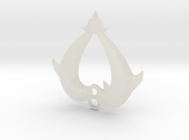 delfin 2 3d printed