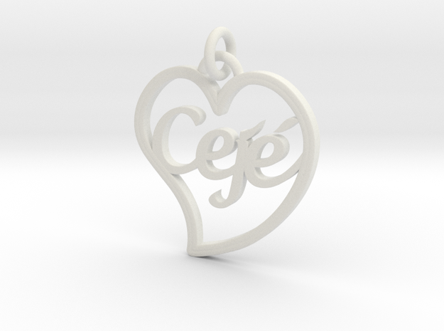 First LOVE 3d printed