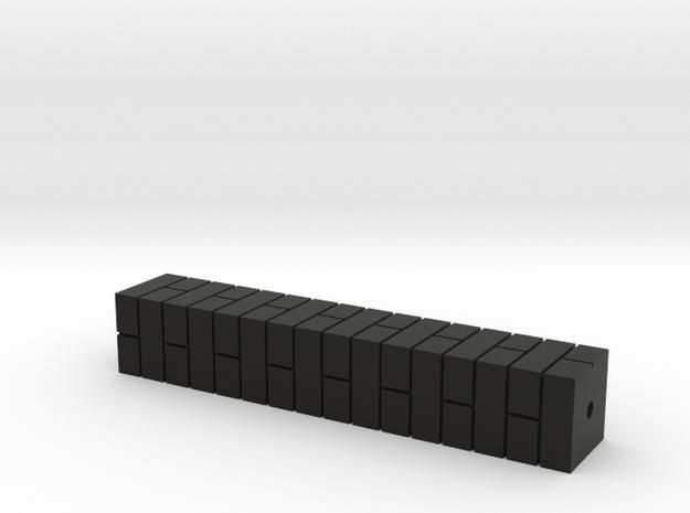 7mm Single Brick Pier 3d printed