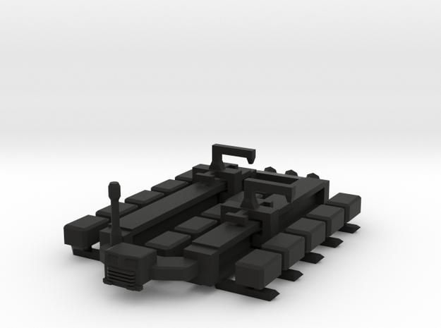 Cargo Spaceship 3d printed
