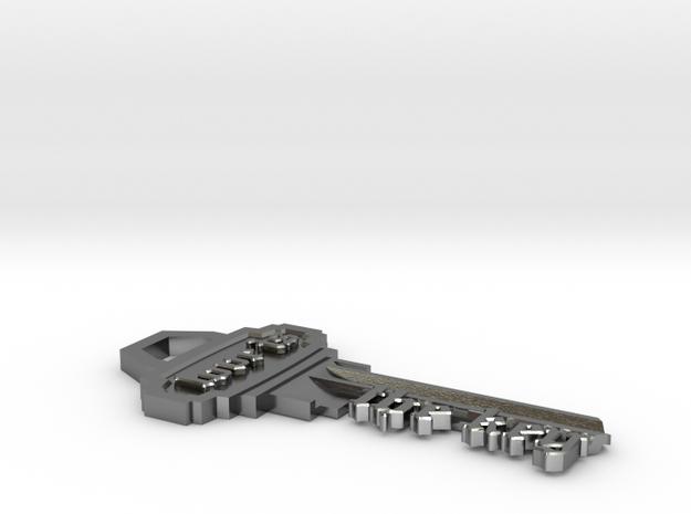 Custom Key - Style C 3d printed