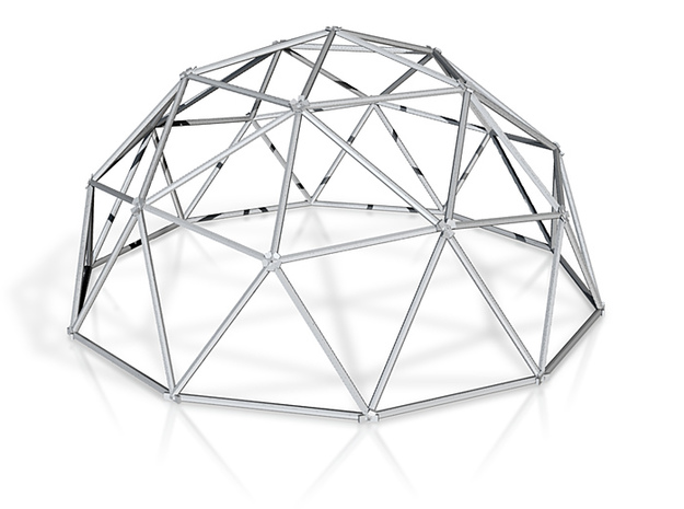 2V Dome - Small 3d printed