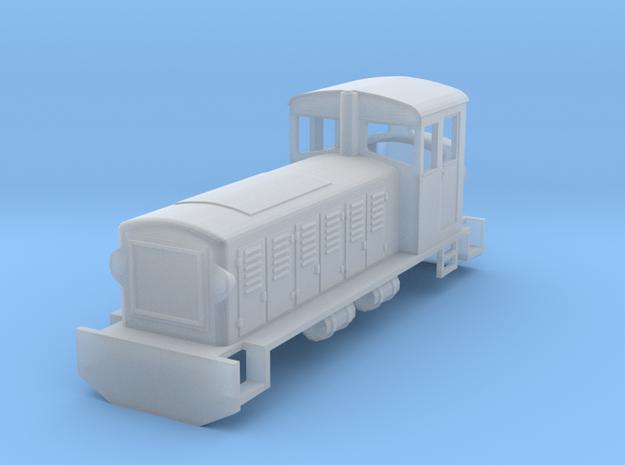 H0e Scale Hungarian Mk48