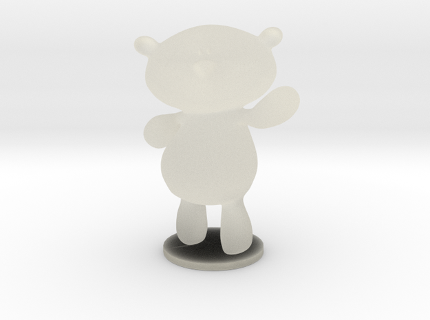 Bear-bear2 3d printed