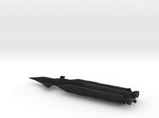 NASC Dynasoar Booster 3d printed