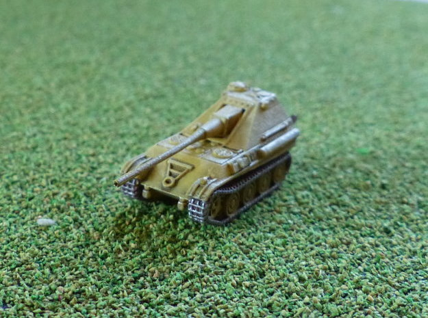 German Jagdpanther II Project 1/285 6mm in Frosted Ultra Detail