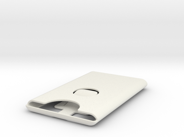 Card Carrier 2.0 in White Strong & Flexible