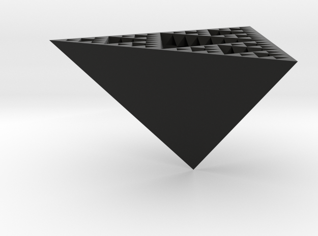 Simpson-Barksdale Pyramid level 4 3d printed