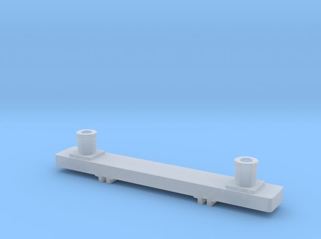 SAR_L_Rear_Buffer_Beam 3d printed