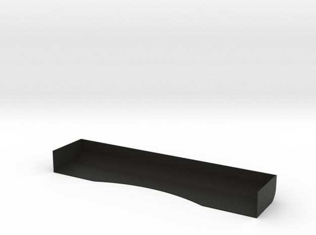 TC Race Wing Standard in Black Natural Versatile Plastic