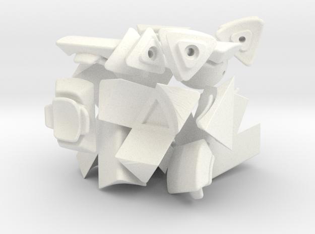 Rob's Pyraminx 3d printed