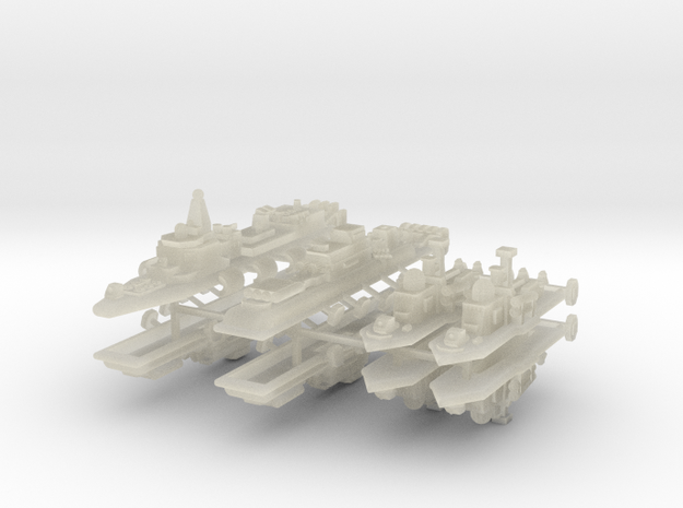 9 Air Fleet Pack 3d printed