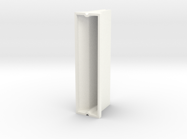 1/24 concrete construction road barrier 3d printed