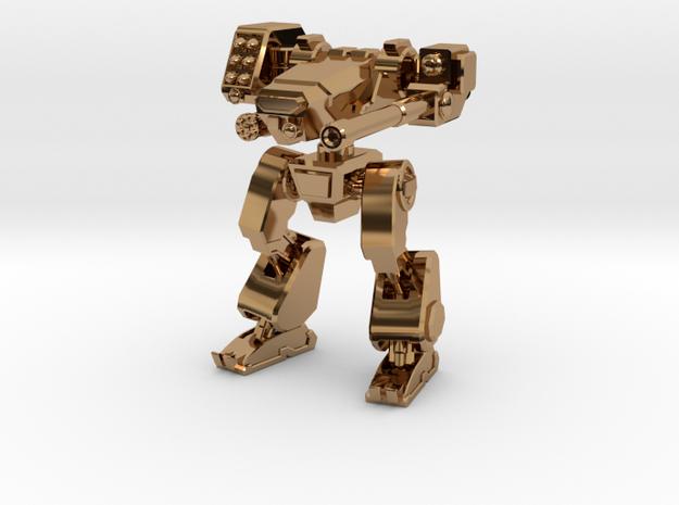 Terran Combat Walker 3d printed