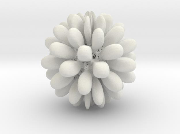 Juliabulb-min8-bulbs in White Natural Versatile Plastic