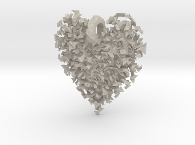 For my love 3d printed